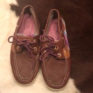 Women's 7.5 Sperry Top Sider boat shoes